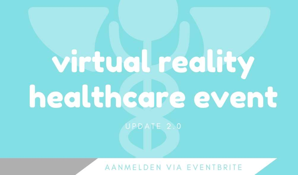 healthcare vr event promo