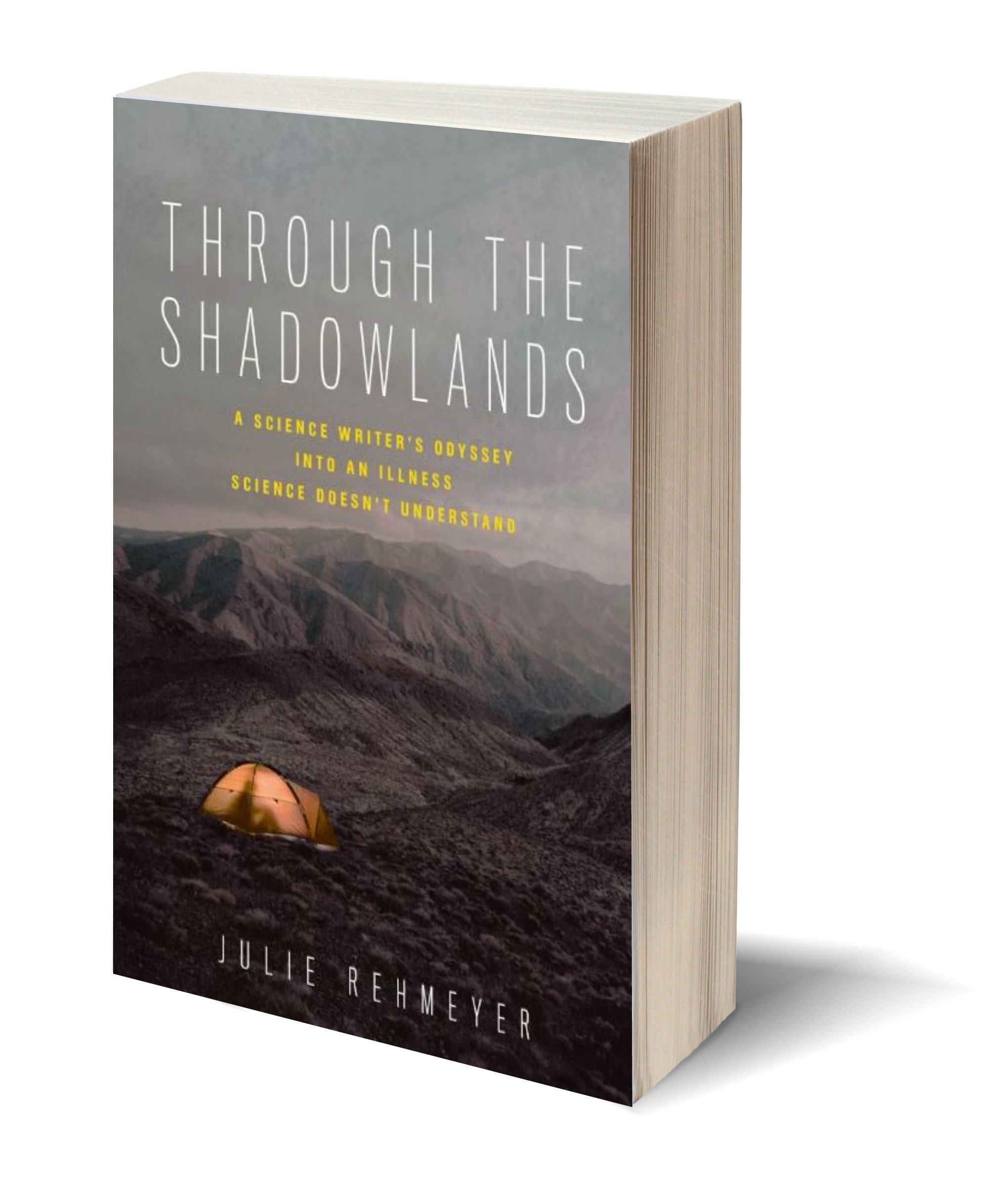 Through the Shadowlands Cover