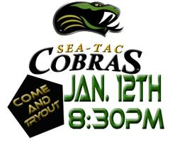 Seattle-Tacoma Cobras Combine 2012