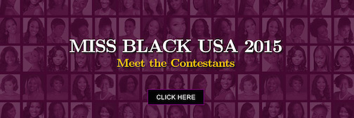 2015 Miss Black USA Contestants