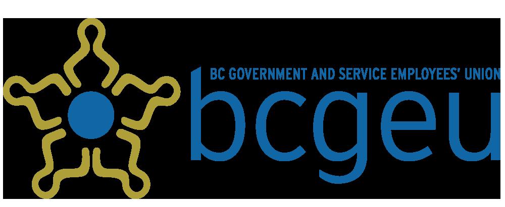 BCGEU logo