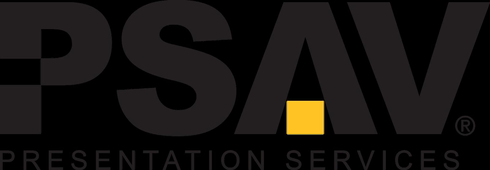 PSAV - A/V sponsor