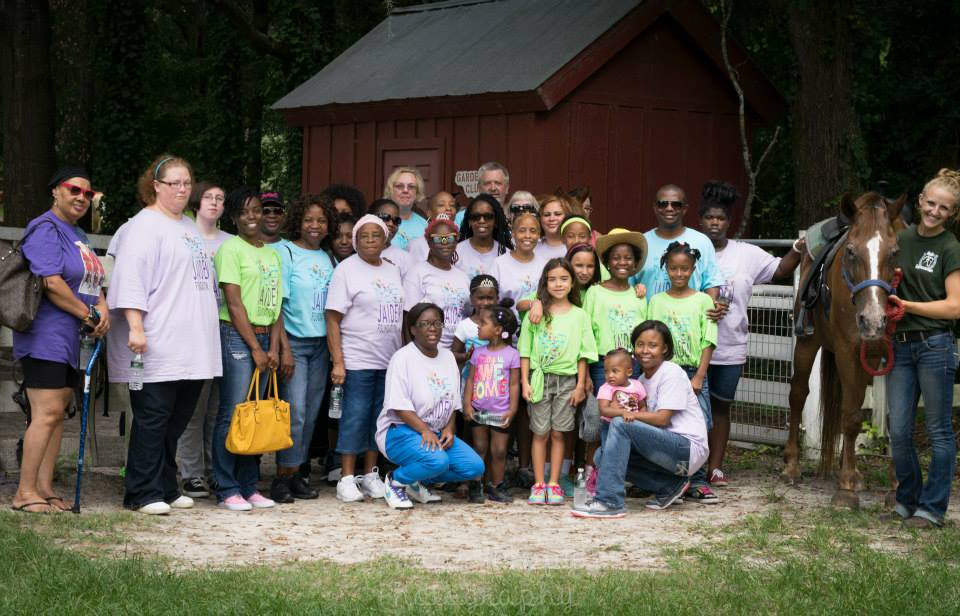 Forever Jaiden Foundation Retreat 2015