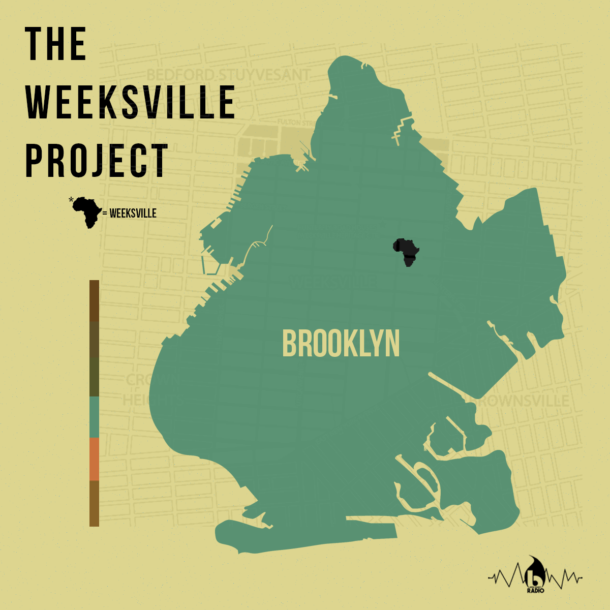 The Weeksville Project Logo
