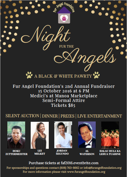 FAF's 2nd Annual Benefit