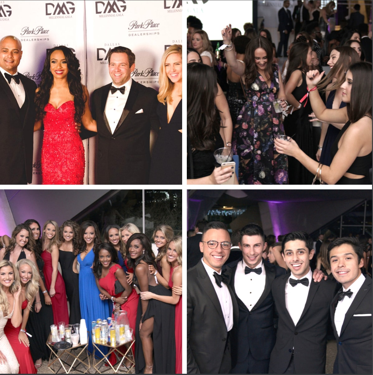 New York Gala Photos