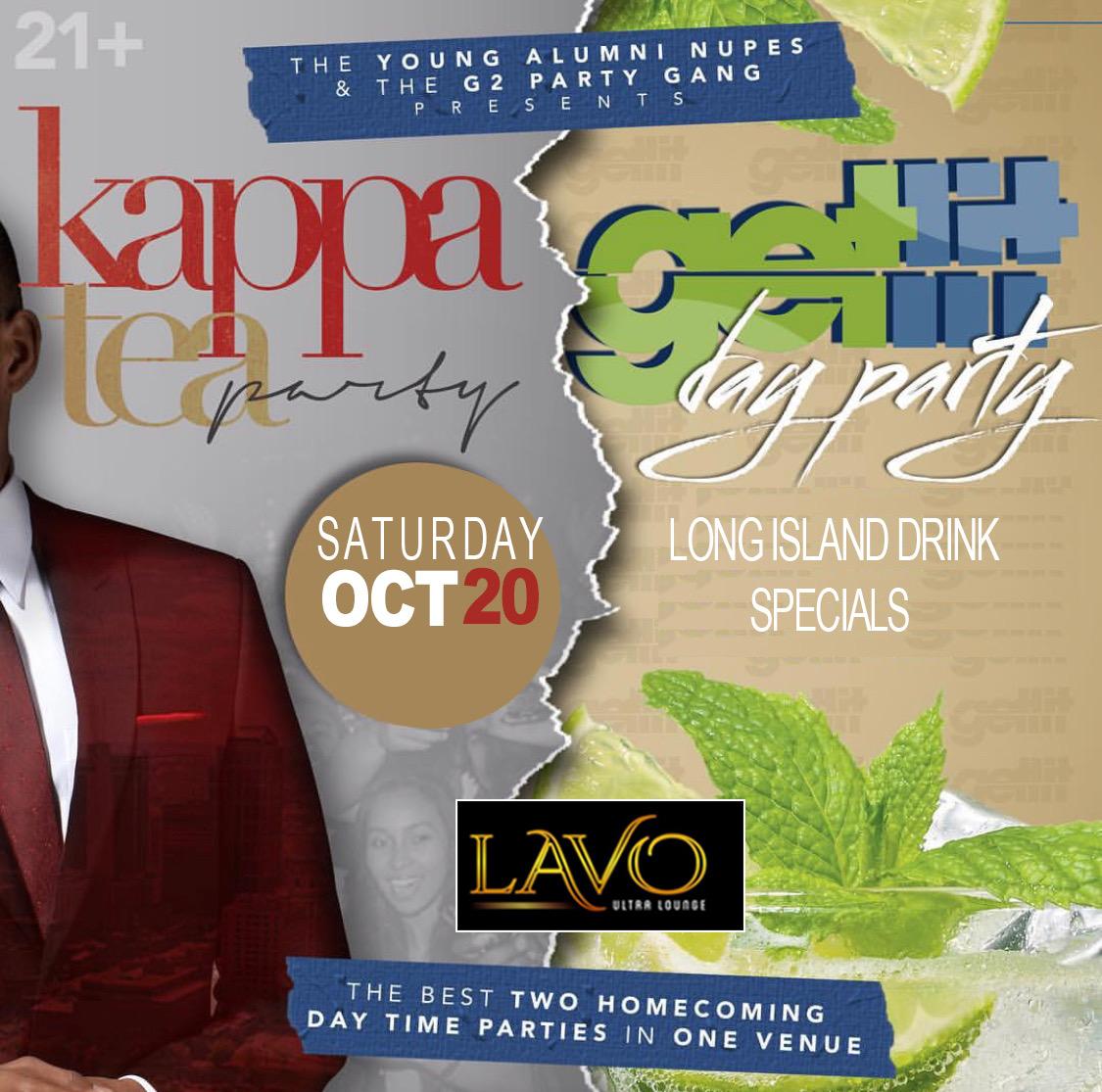 Get LIT vs Kappa Tea