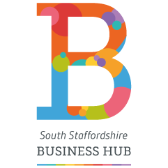 South Staffordshire Business Hub Logo