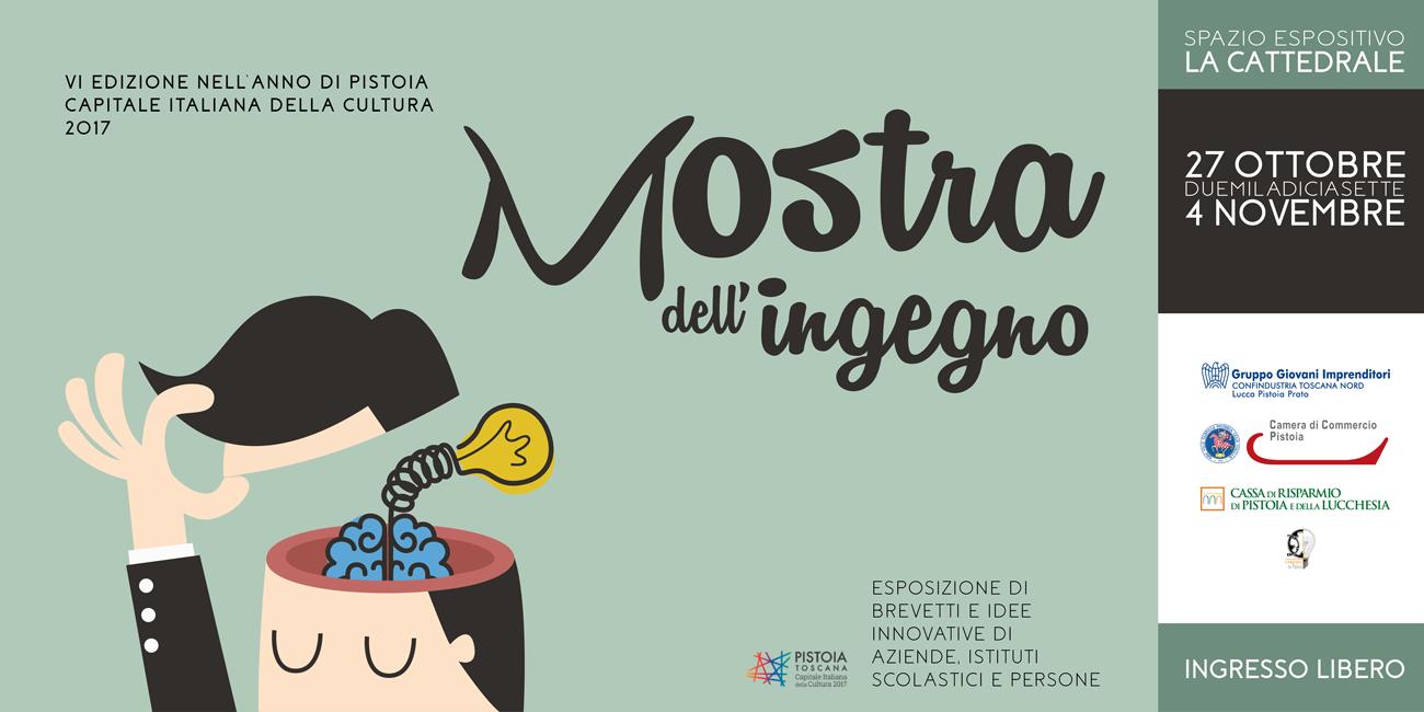 6° Mostra dell'ingegno organizzata dal Gruppo Giovani Imprenditori Confindustria Toscana Nord