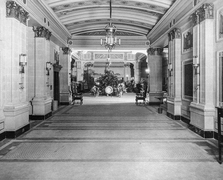 Henry Clay Building circa 1920s