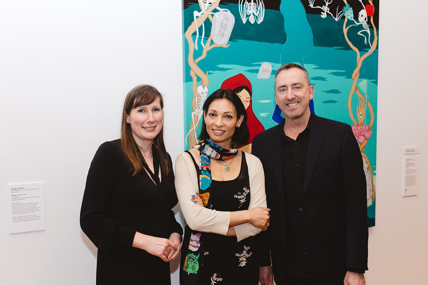 2016 Geelong contemporary art prize