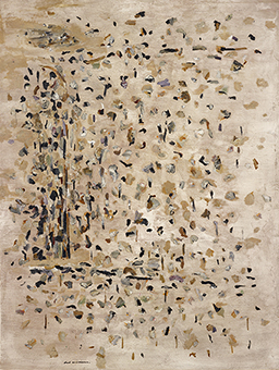 Fred Williams, You Yangs landscape 1963, The Wesfarmers Collection, Perth