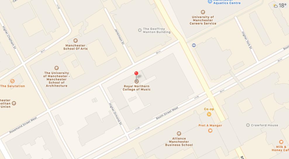 RNCM Location