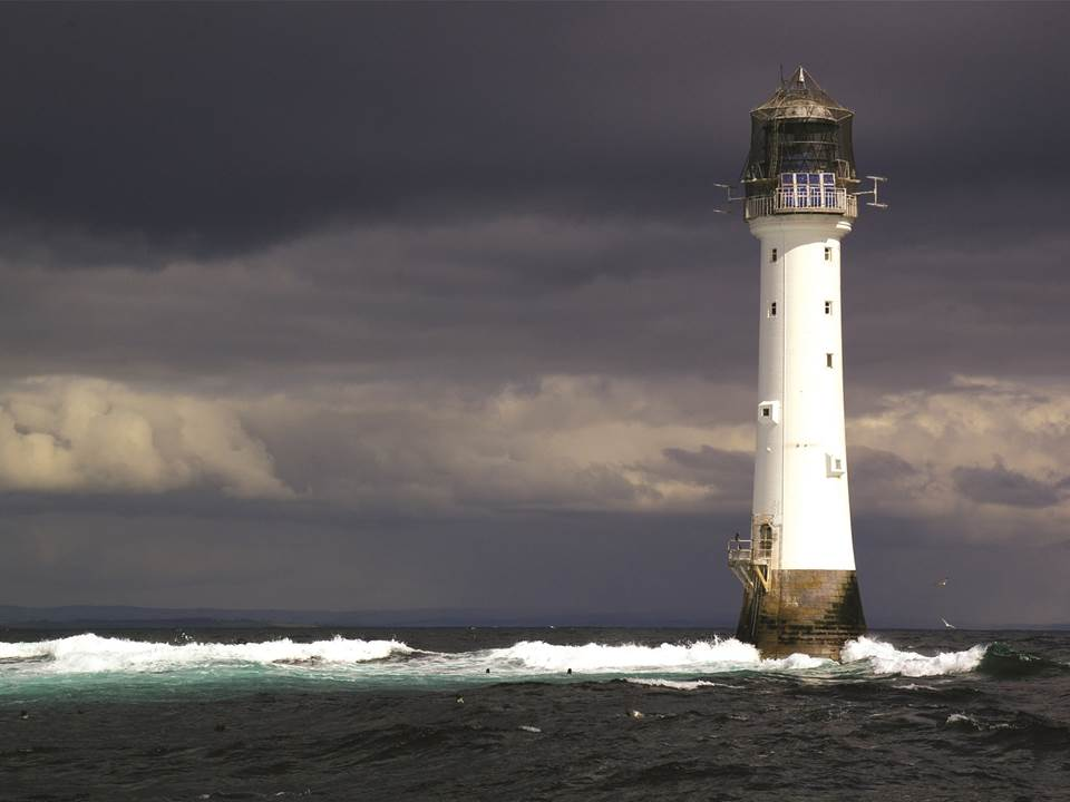 Image of a lighthouse