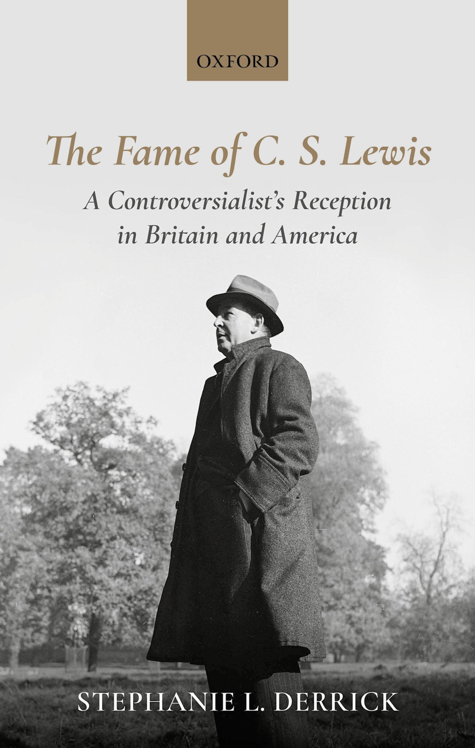 Fame of CS Lewis book cover