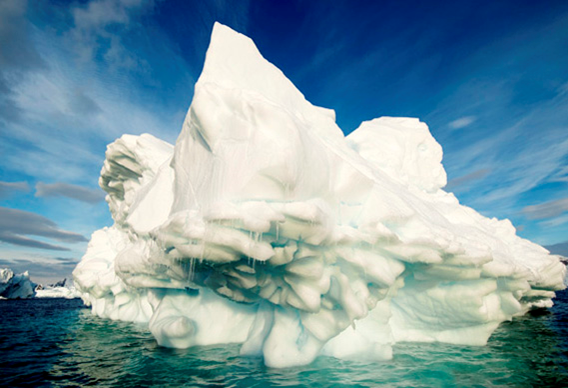 image of an Iceberg