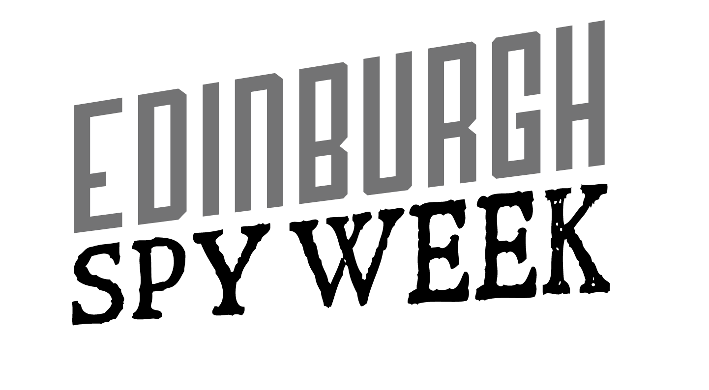 Spy week logo