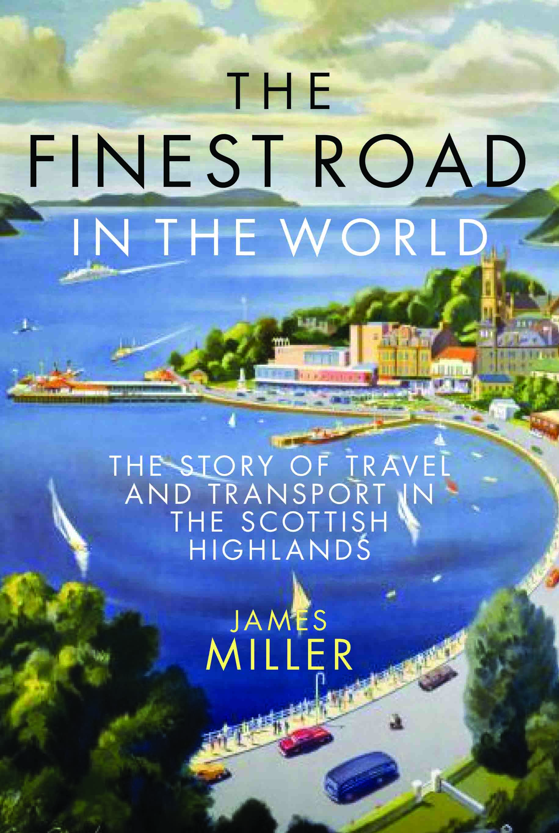 Finest road in the world book cover