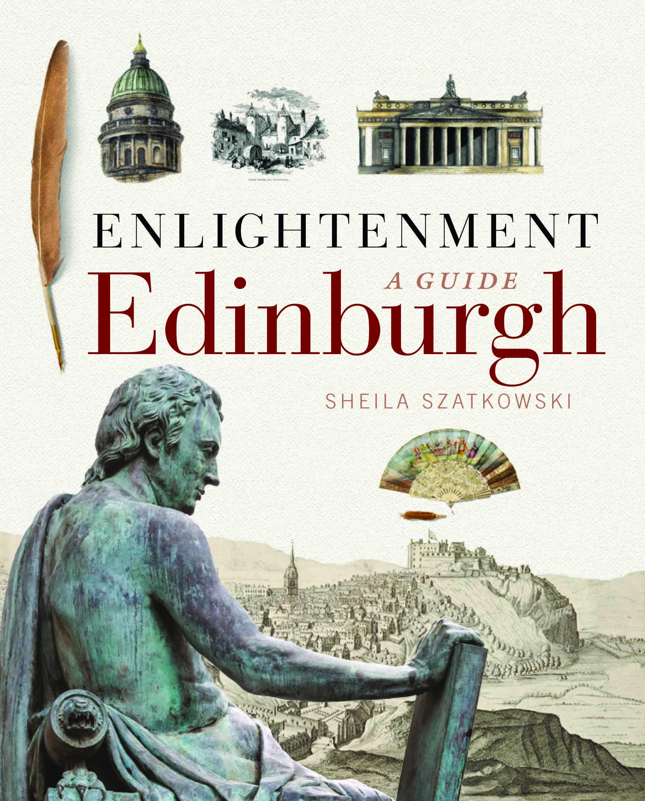 Enlightenment Edinburgh: A guide book cover