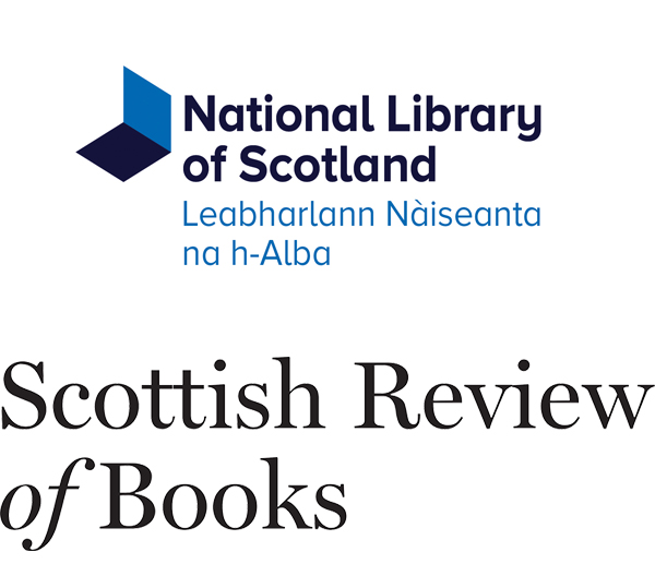 National Library of Scotland and Scottish Review of books logos
