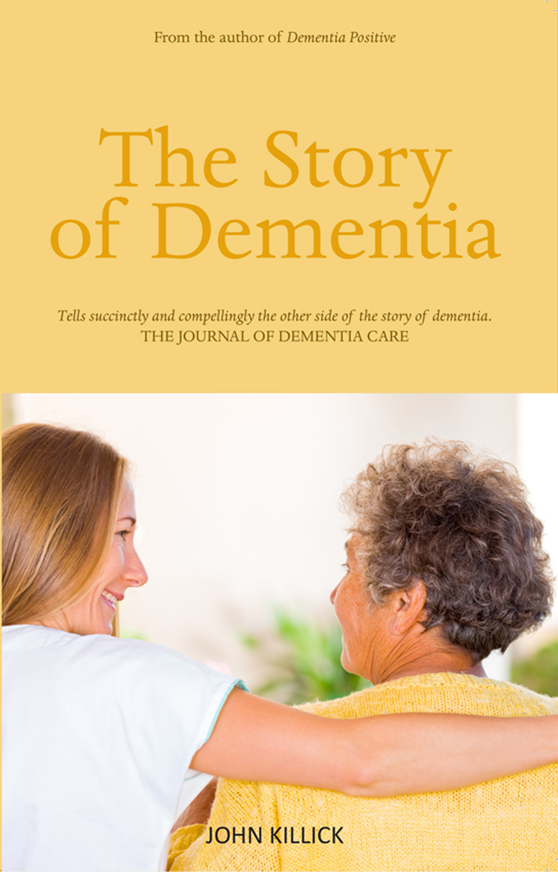 Story of Dementia book cover