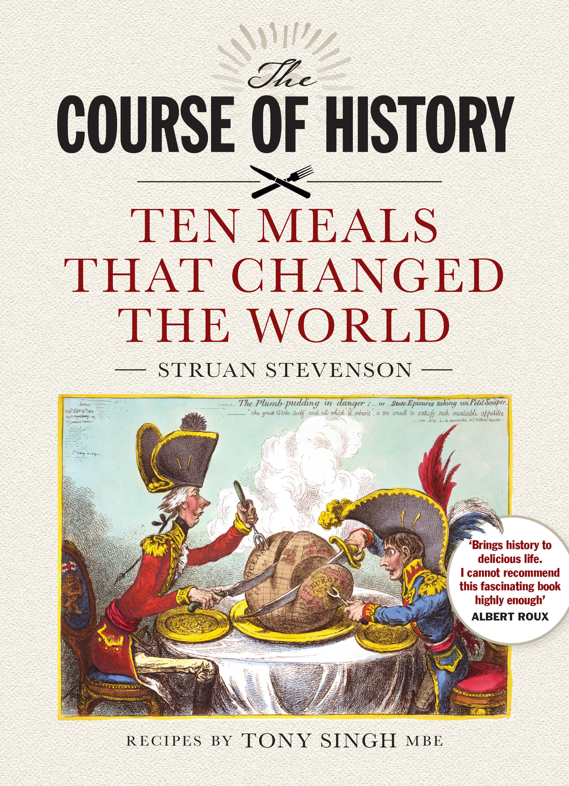 The Course of History book cover