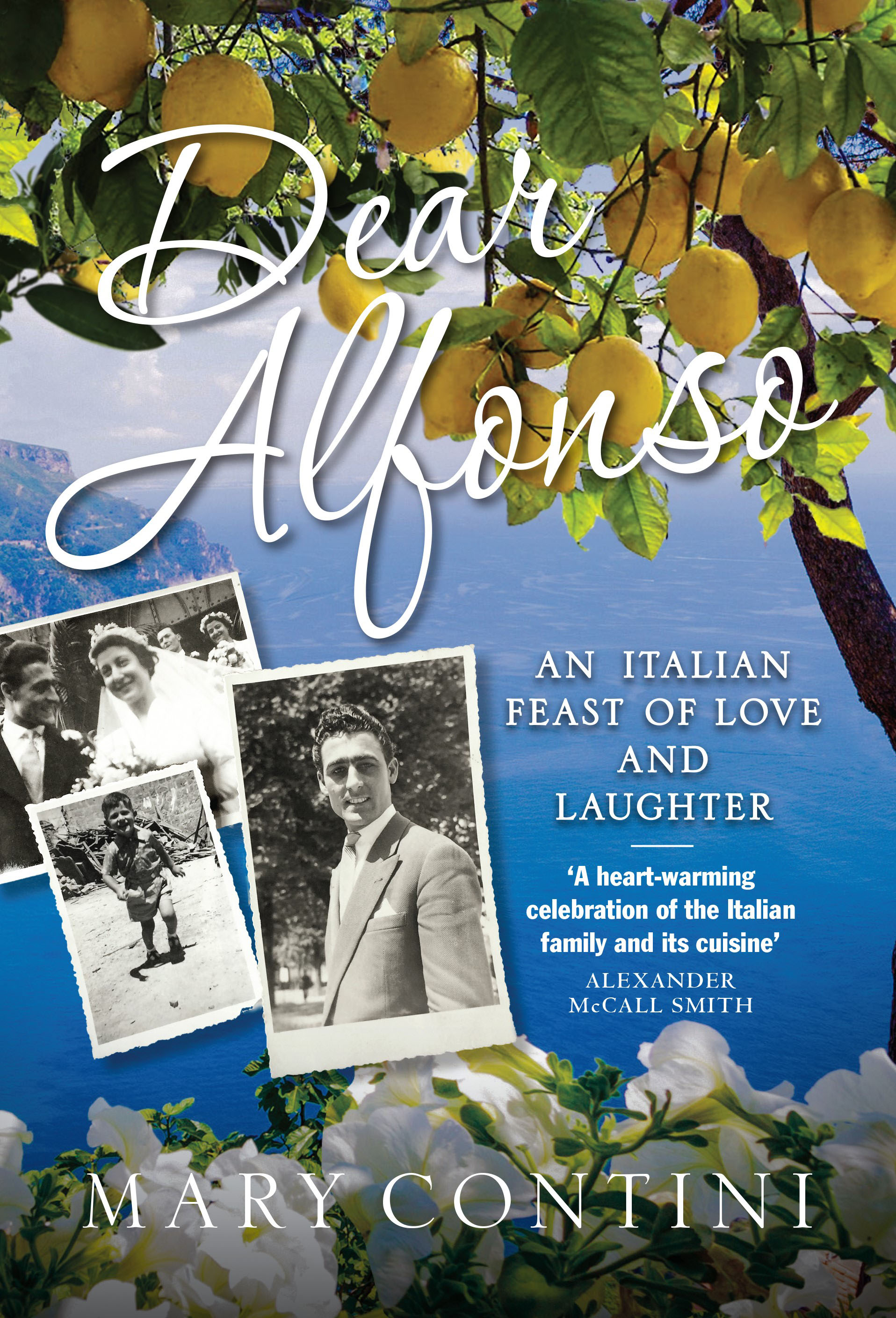 Dear Alfonso book cover