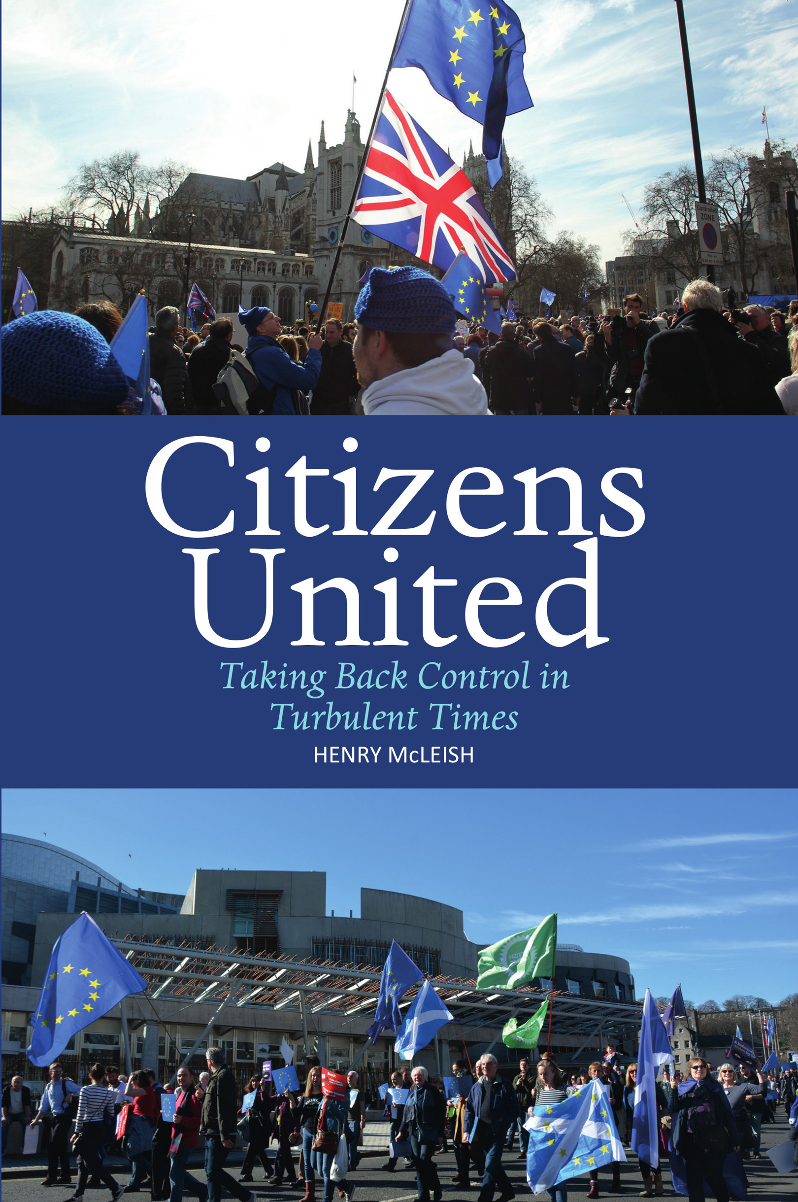 Citizens United book cover