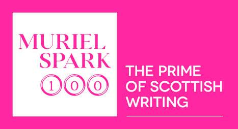 Muriel Spark 100 logo