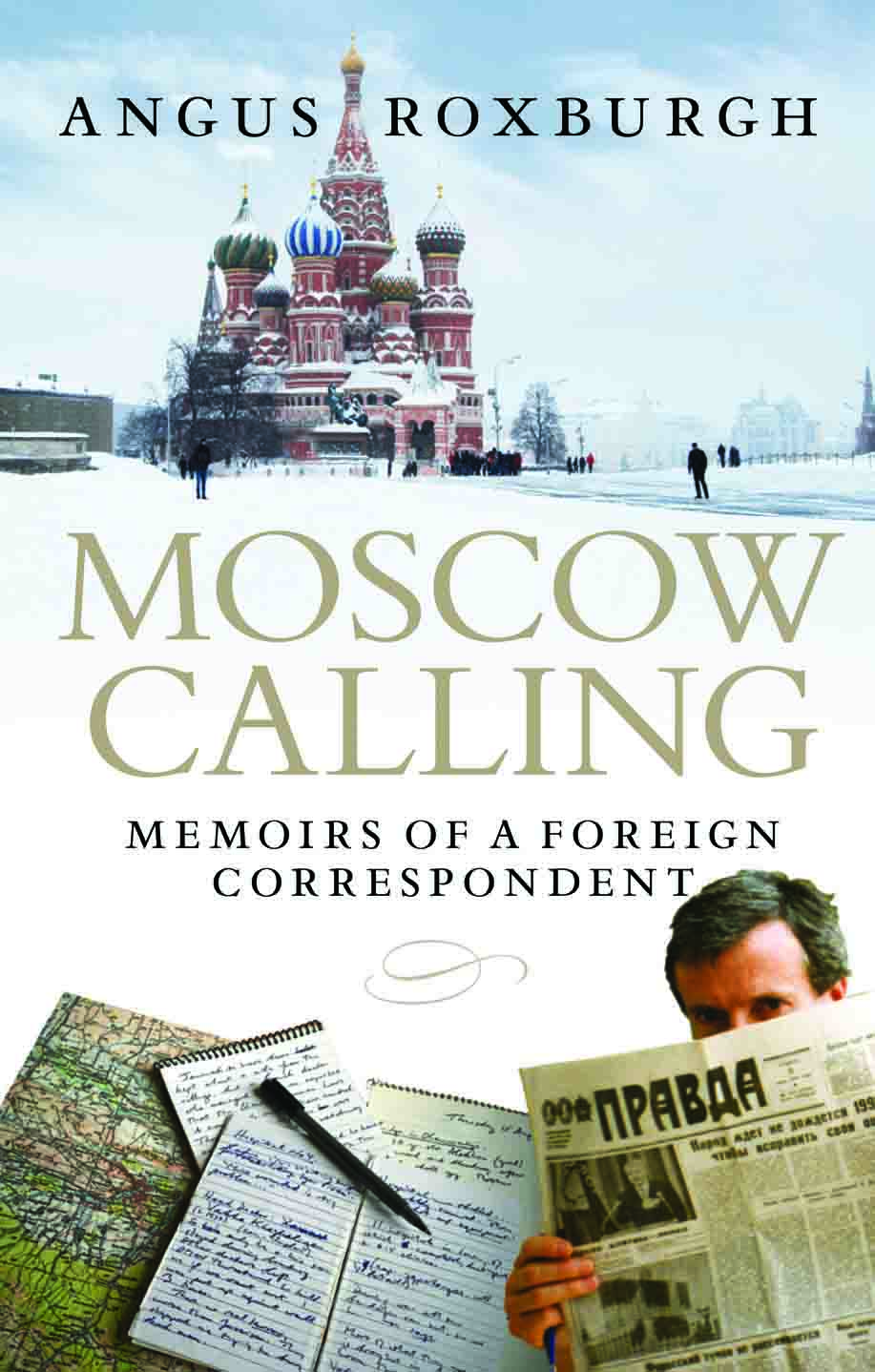 Moscow Calling book cover
