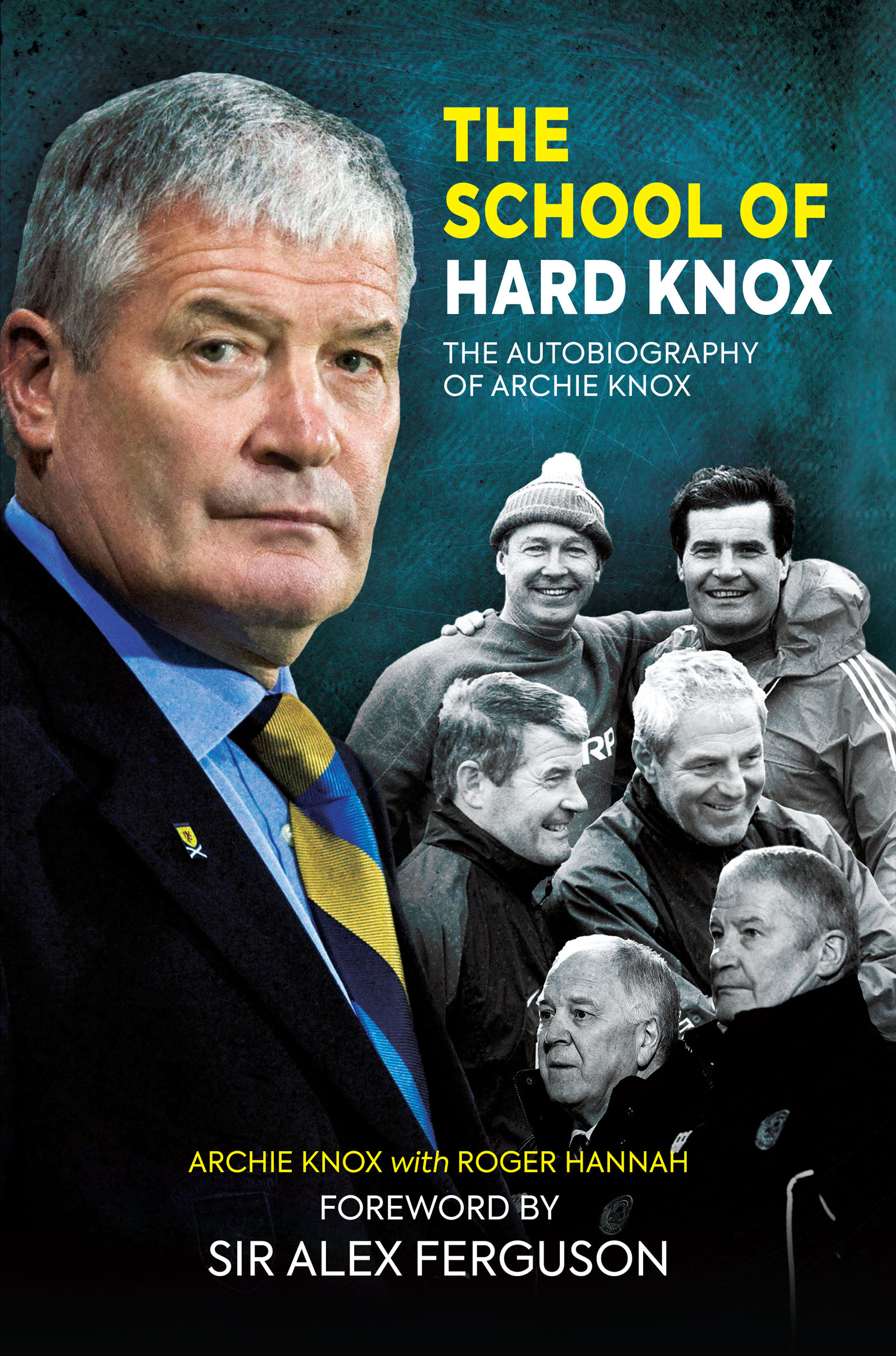 Ths School of Hard Knox book cover