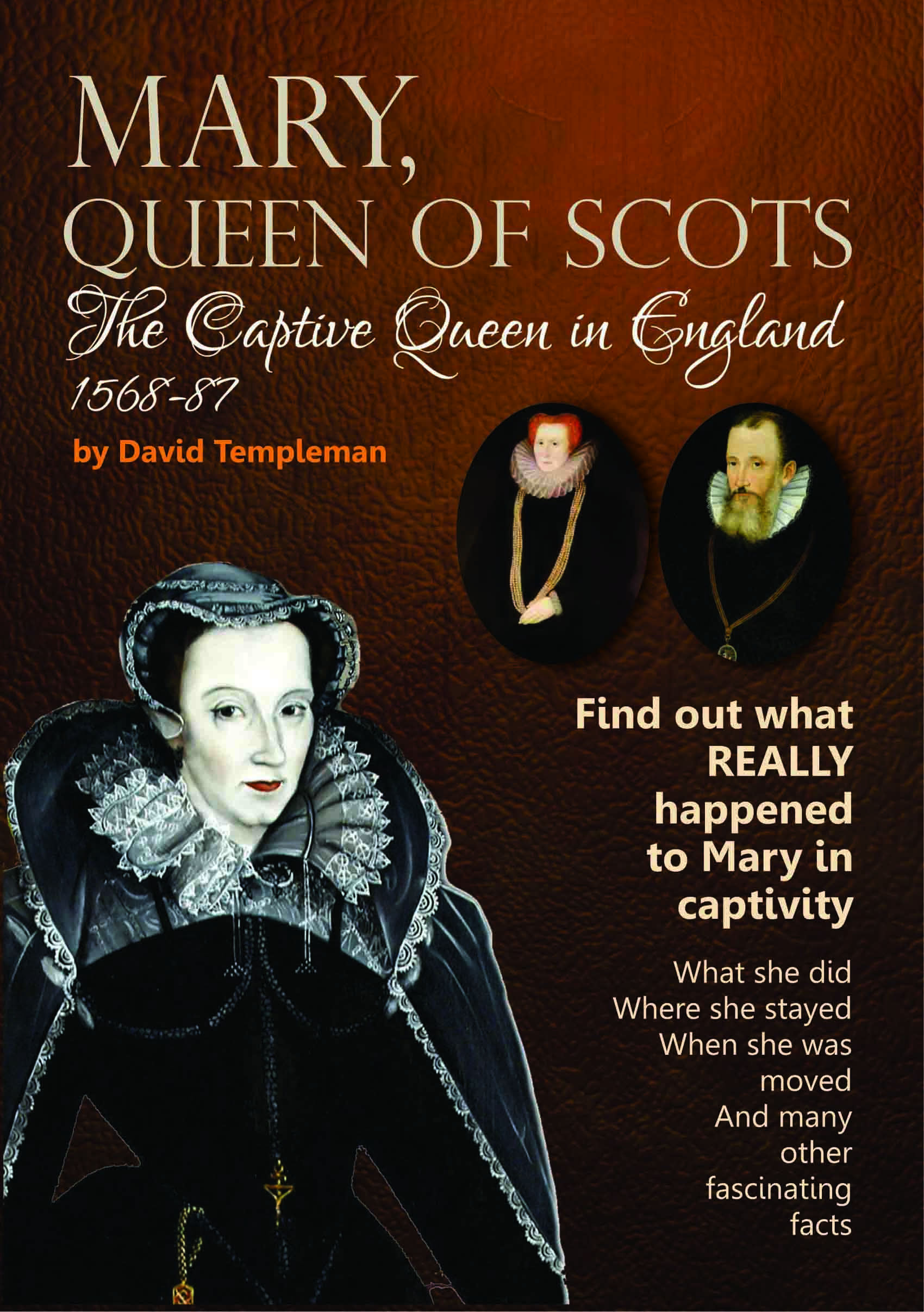 Mary Queen of Scots Book Cover