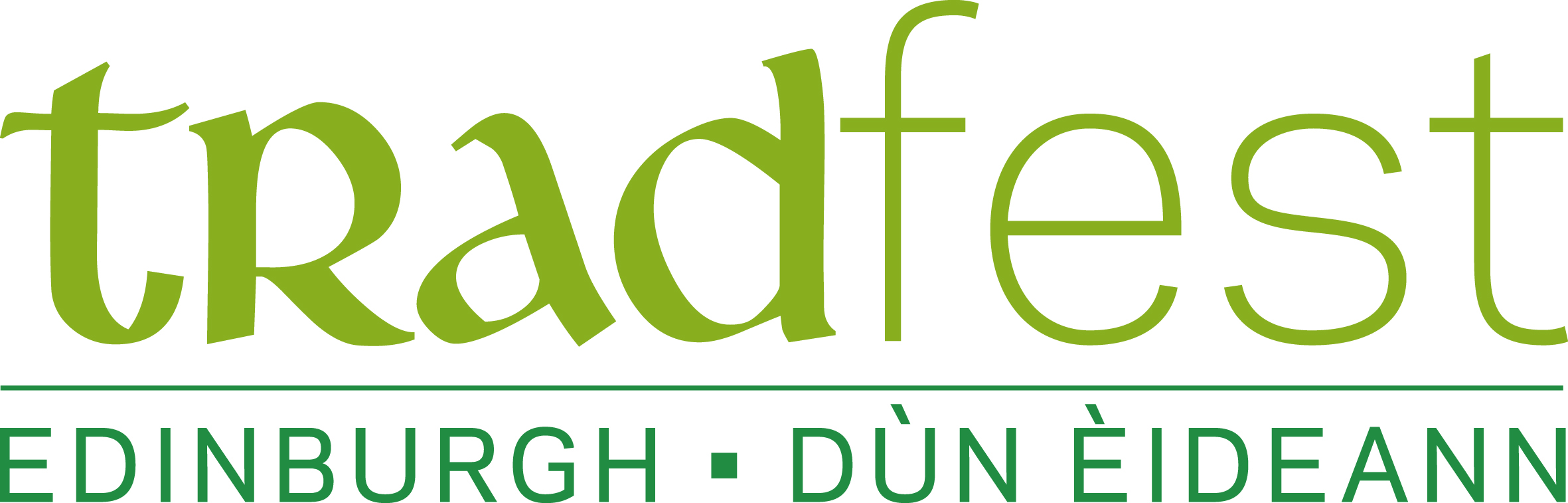 Tradfest logo