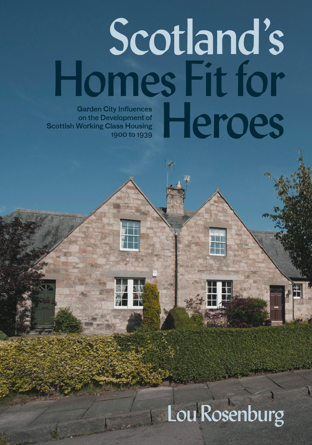 Image of Scotland Homes Fit for Heros book cover