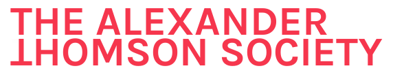 The Alexander Thomson Society logo
