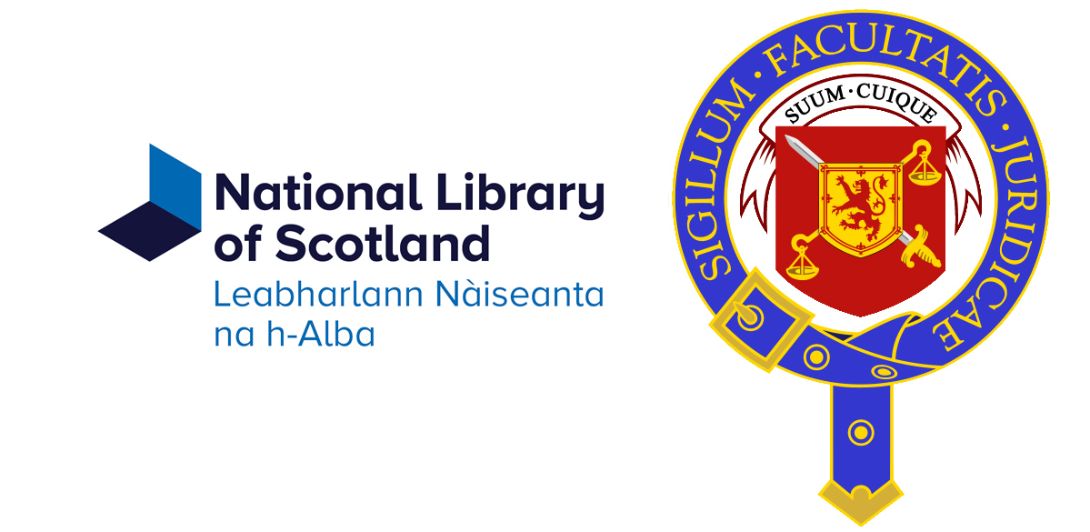 National Library logo and Advocates Logo