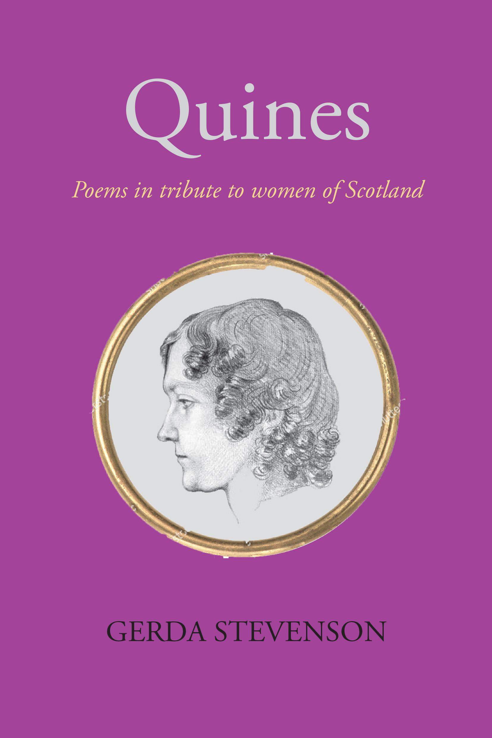 Quines book cover
