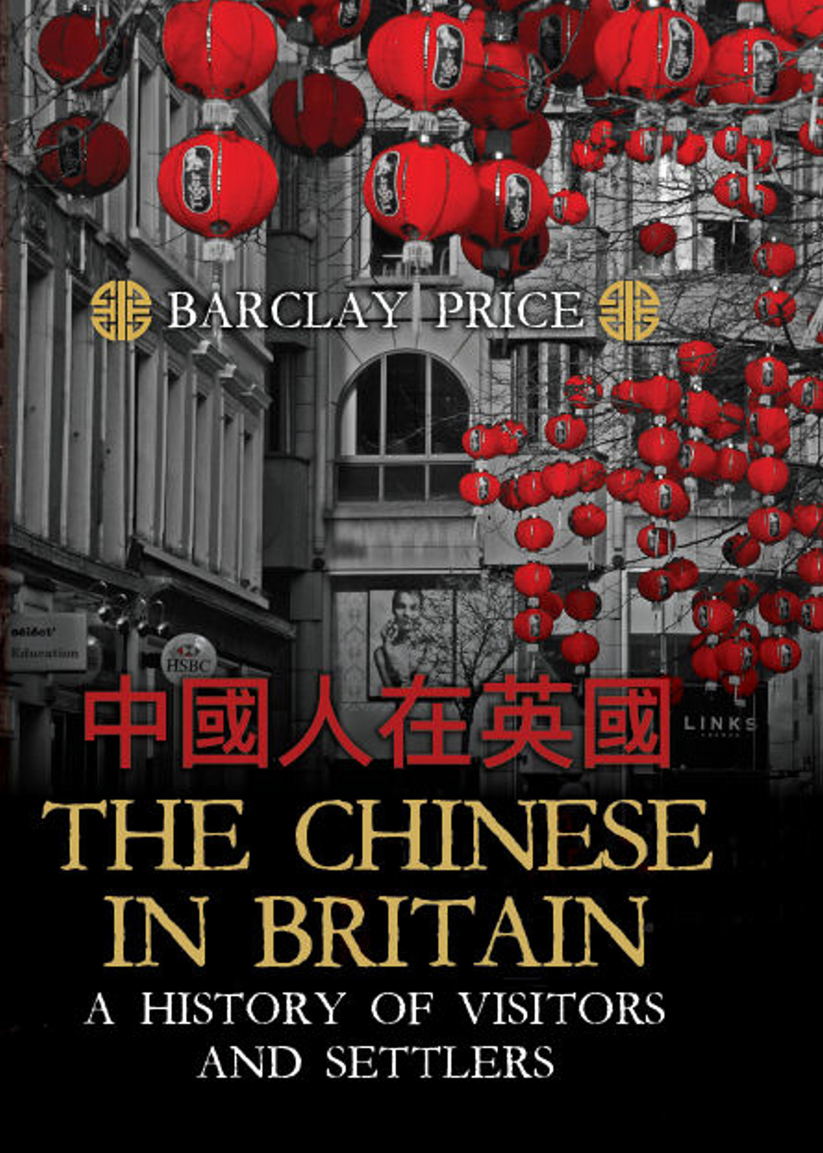 The Chinese in Britain book cover