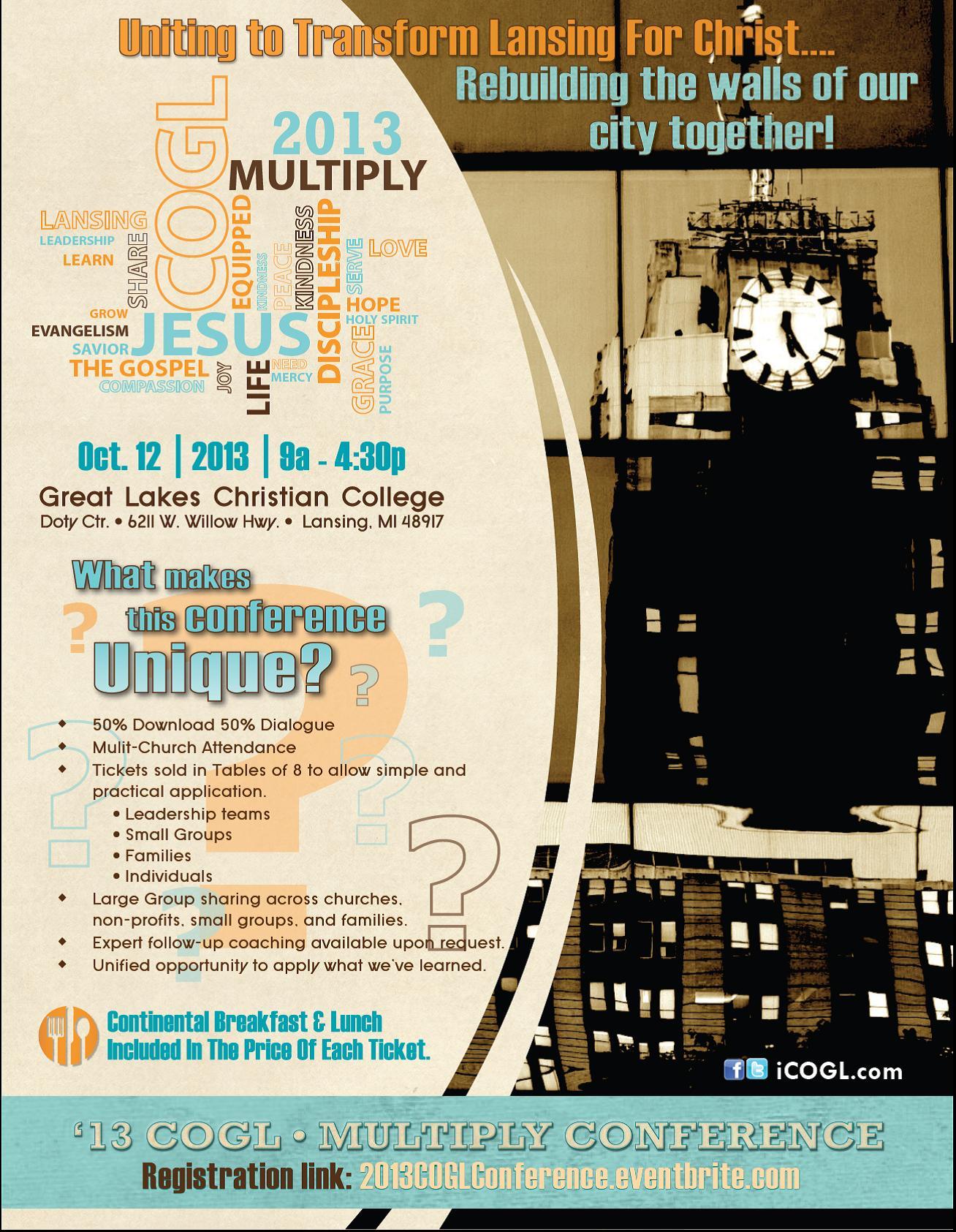 2013 Conference Details