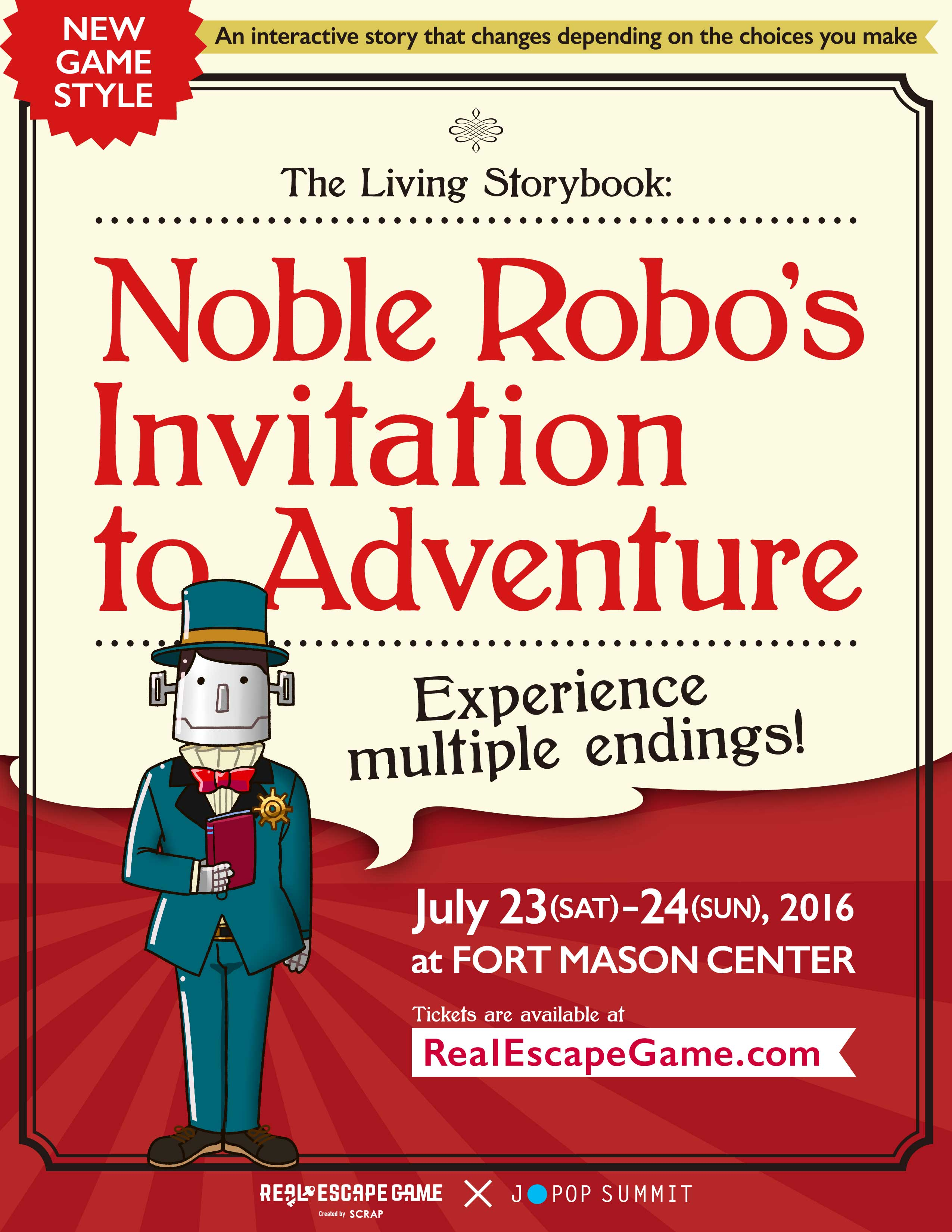 NobleRobo