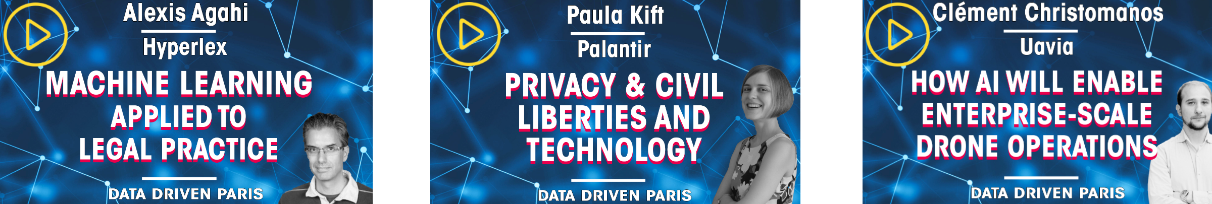 bannière Data Driven Paris