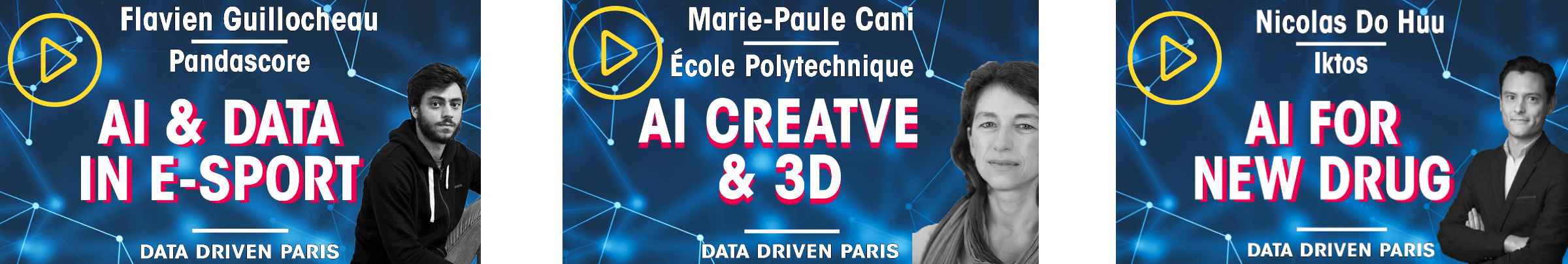 data driven paris july 11