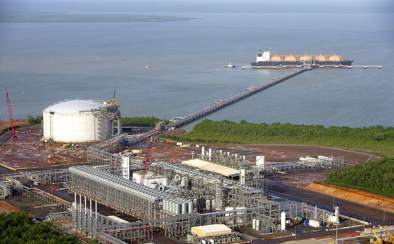 Cove Point LNG Terminal