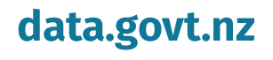data.govt.nz logo