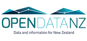 Open Data NZ logo