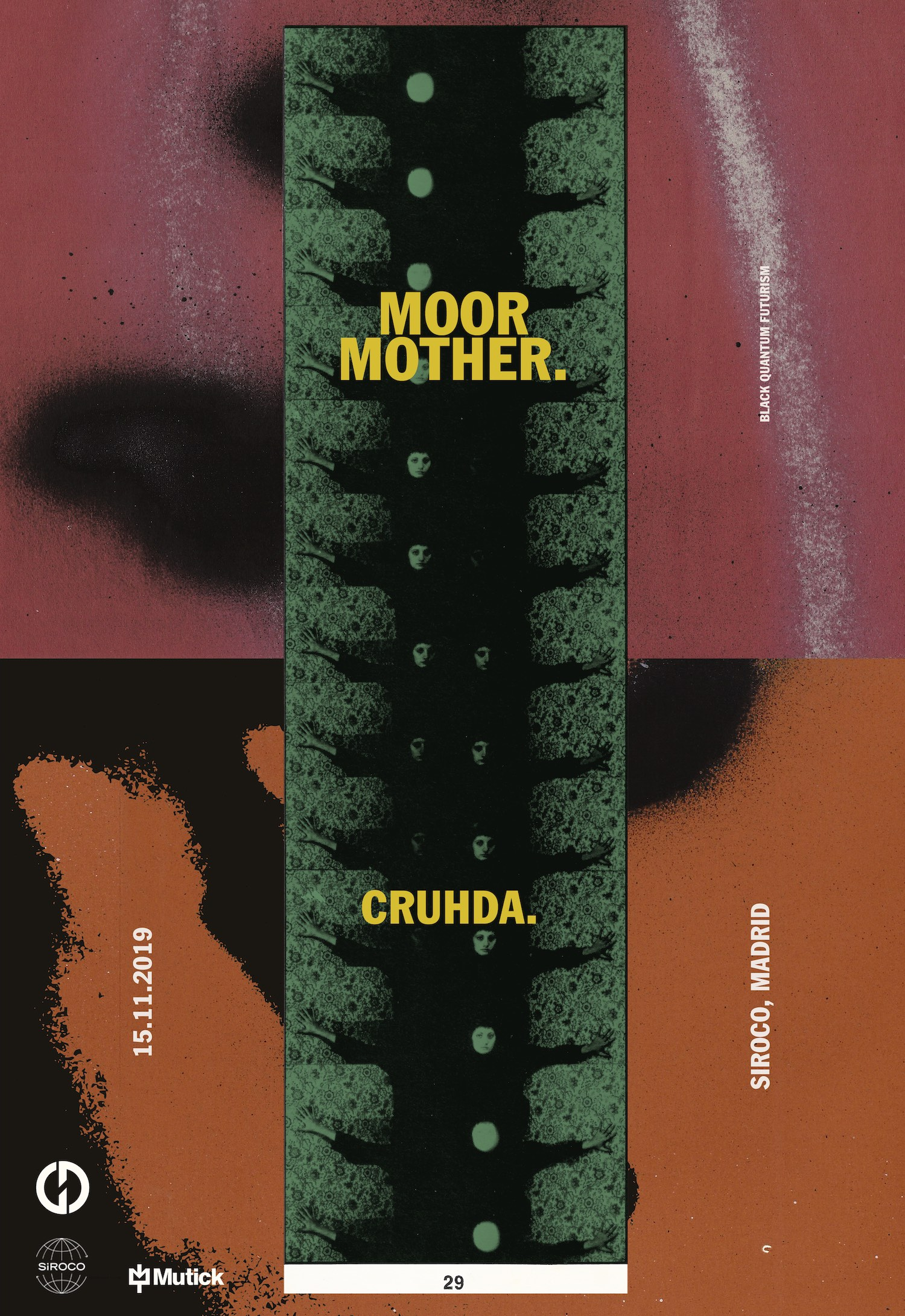 CARTEL MOOR MOTHER + CRUHDA