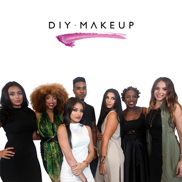 DIY Makeup Expo