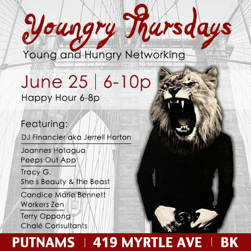 Youngry Thursdays at Putnams