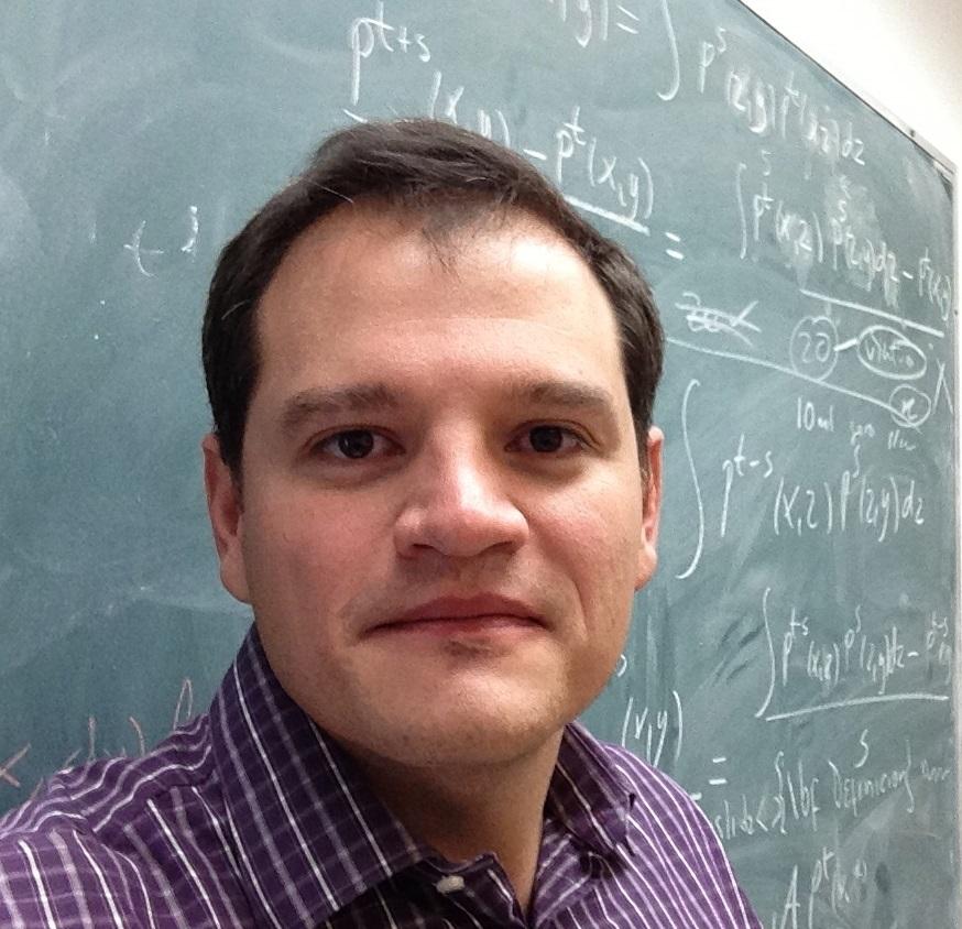 Professor Ramsés H. Mena