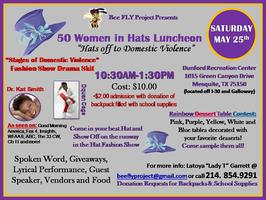 50 Women in Hats Luncheon